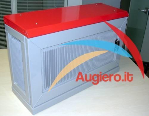 Cabinet overlay FTTCab - Ngan - FTTCab: fibra ottica e Vdsl