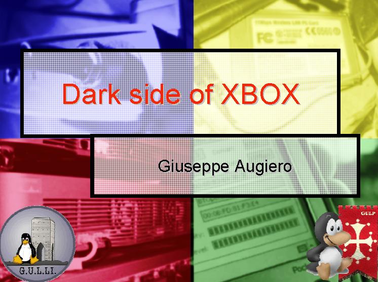 Dark side of Xbox (Linux)