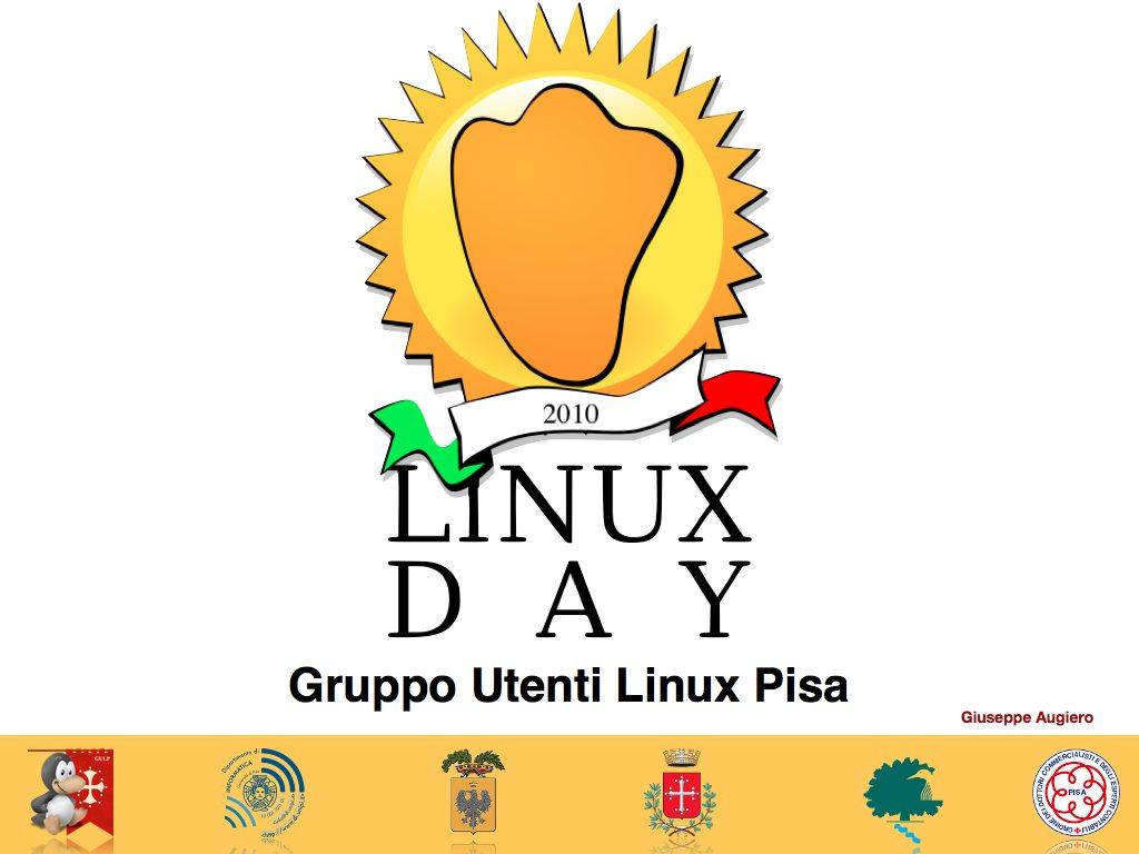Discorso introduttivo Linux Day 2010