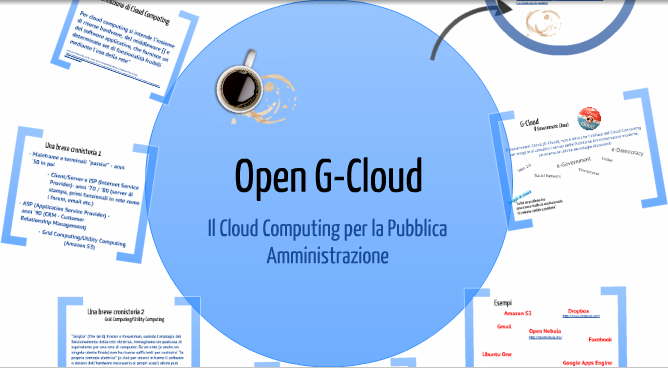 Cloud e Pubblica Amministrazione