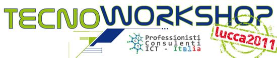 TecnoWorkShop 2011 – Lucca
