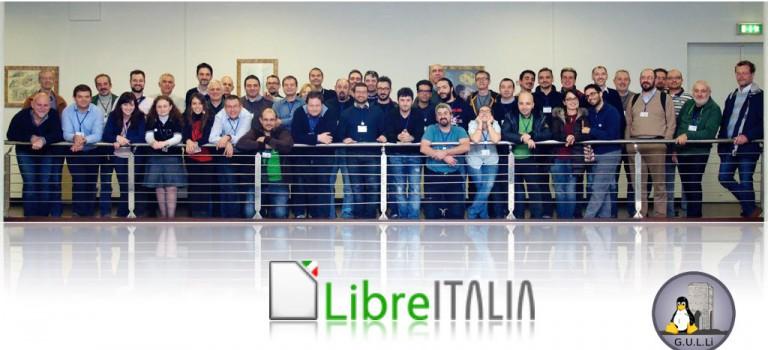 LibreItalia e Linux Day 2015 Livorno