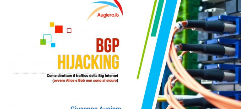 Slide Linux Day: Bgp Hijacking