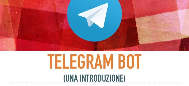 Telegram Bot: una introduzione