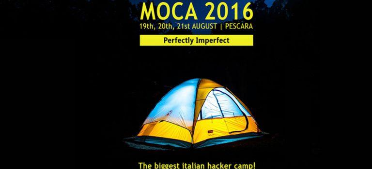 Moca 2016  – Italian Hacker Camp