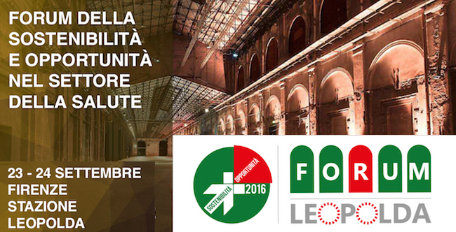Forum Leopolda Firenze – Sanità
