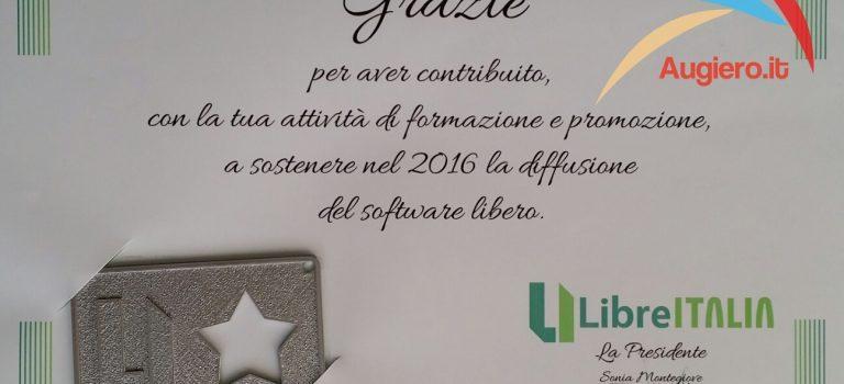 Inaspettata sorpresa da LibreItalia